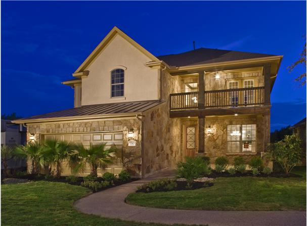 New Homes At Tierra Grande In Austin Texas