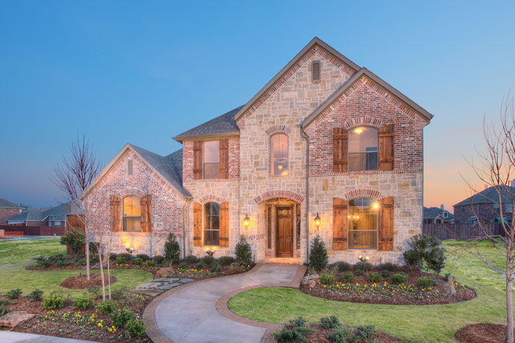 Affordable home builders dallas tx for Cheapest home builder