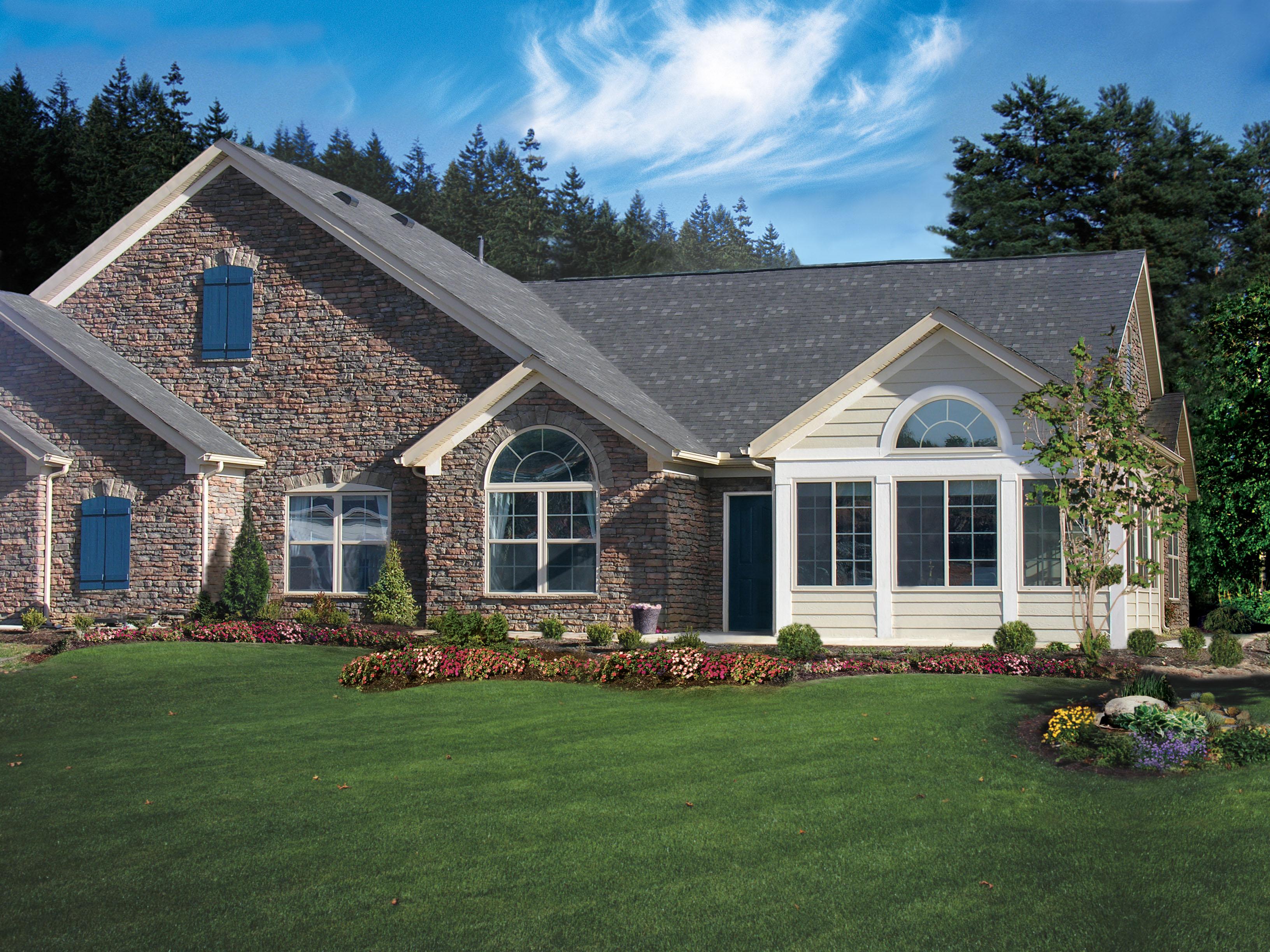 Landscaped Homes landscaped homes - home design