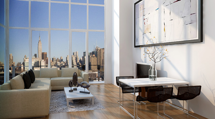 New York City New Conds For Sale