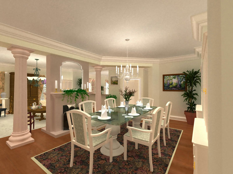 Grandview Condominiums New Dinning Room