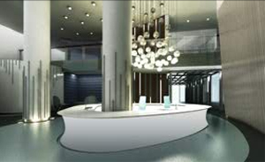 Panorama New Condos For Sale Lobby