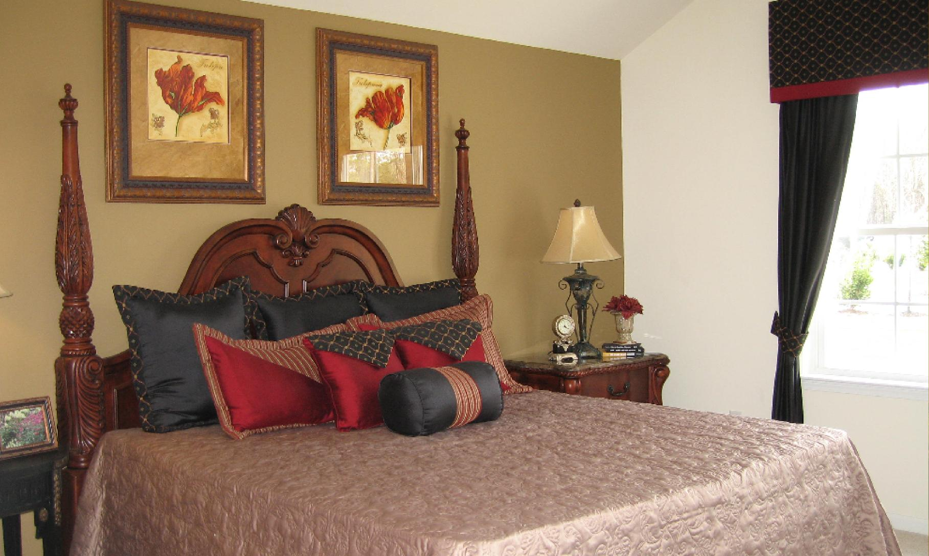 StoneGate at Prince Creek Bedroom