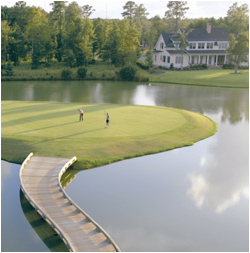 Greg Norman Signature Golf Course Savannah