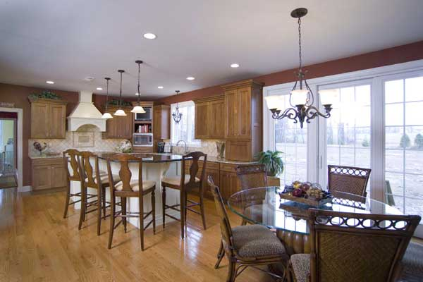 Springtown Knoll's New Green Homes For Sale - Kitchen