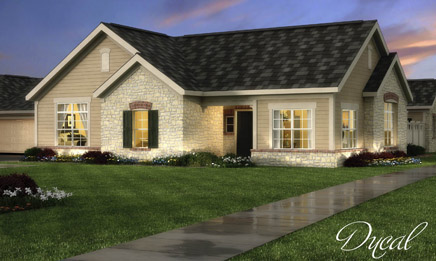 Stonebridge Villas at Edison Lakes New Mishawaka Homes For Sale