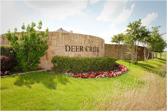 Dallas Texas New Homes For Sale At Deer Creek