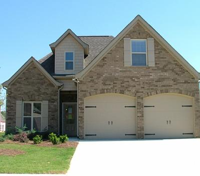 Birmingham AL New Homes For Sale at Glen Cross