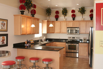 The Rockwell New Townhomes For Sale - Kitchen