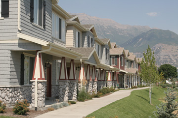 Salt Lake City Townhomes For Sale at The Rockwell