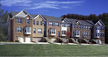 Northern Virginia New Townhomes For Sale Potomac Club