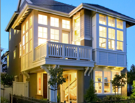 San Francisco Bay CA New Homes For Sale at Rosewood Cottages
