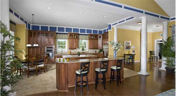 Richmond Virginia New Homes For Sale at Stonebridge Gardens - Kitchen