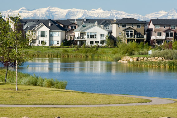 Calgary New Homes For Sale At Prestwick Place