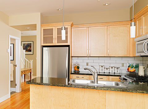 Marmalade Sky Kitchen - New Condos For Sale In Vancouver BC