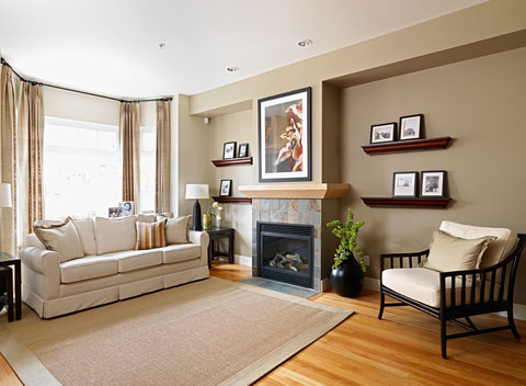 Vancouver BC New Condos For Sale At Marmalade Sky Livingroom