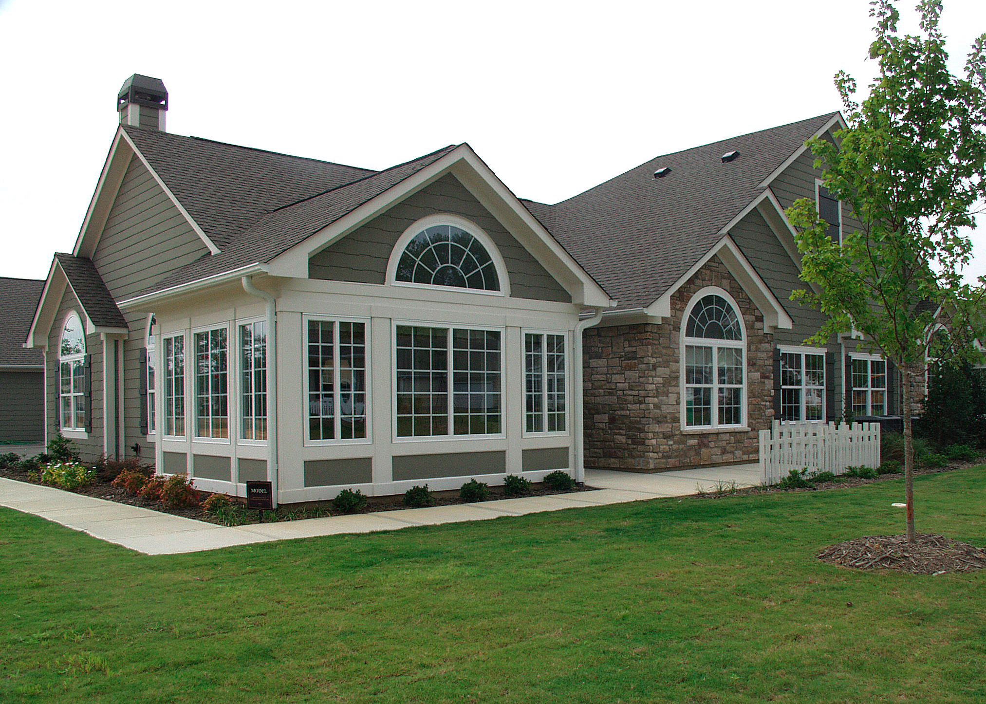 August 2009 for New style homes