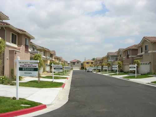 Homes for sale los angeles market conditions july 2009 for New homes for sale in los angeles ca