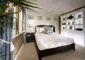 Bedroom at Parkwood by SummerHill Homes