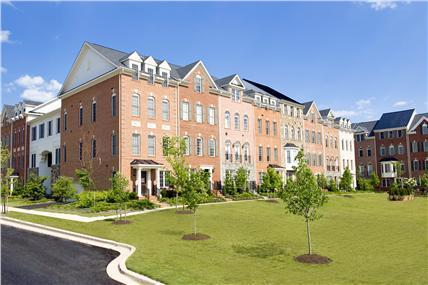 Washington New Townhomes