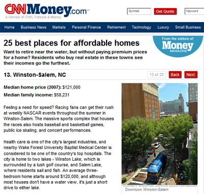 Winston-Salem Homes For Sale