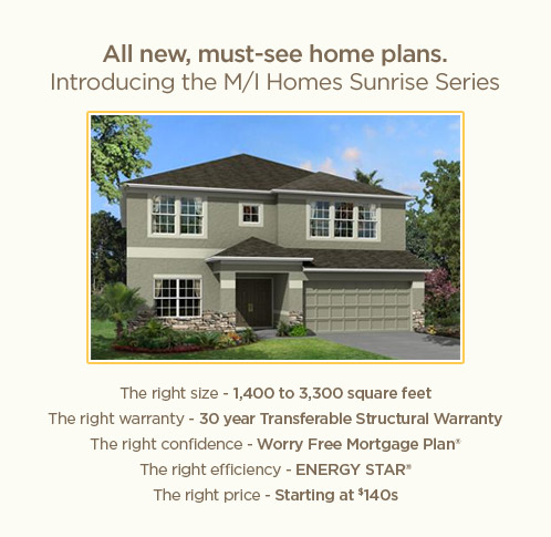 New Homes In Tampa