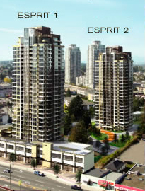 Espirt New Condos In Vancouver For Sale