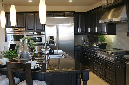 September 2009 for New home kitchens