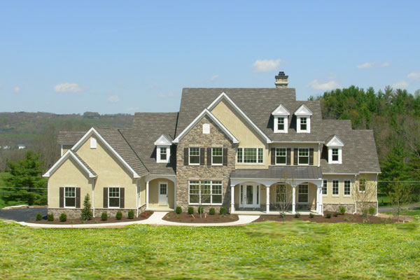 Springtown Knoll New Homes For Sale In Philadelphia