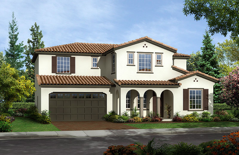 Andalusia at 4s ranch offers beautiful san diego new homes for 4 bedroom house for sale san diego