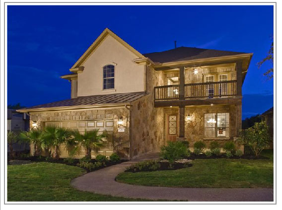 Austin New Homes For Sale At Tierra Grande At Steiner Ranch