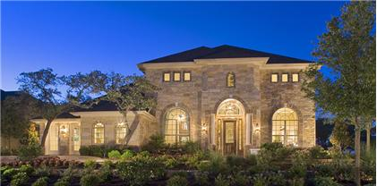 Senna hills austin new homes for sale highly desirable for Modern houses for sale austin