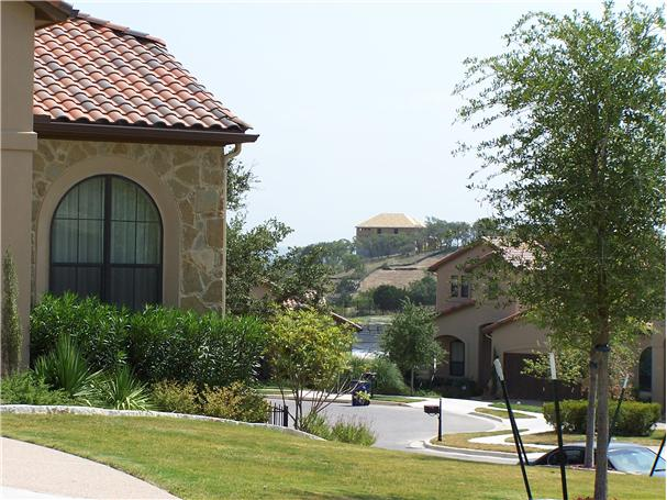 Senna Hills Garden Homes In Austin Texas