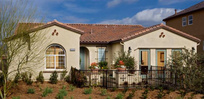 Andalusia New Homes in San Diego