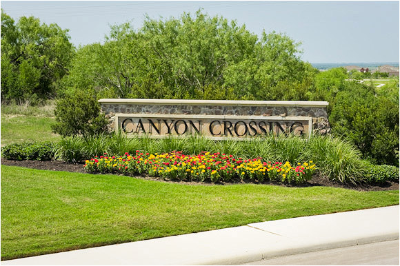 Canyon Crossing New Home Community in San Antonio