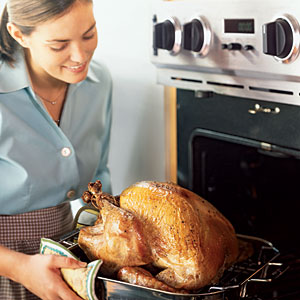 Saving Energy During Holiday Cooking