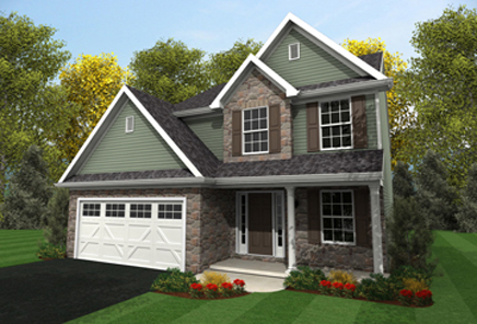 Pennsylvania New Homes For Sale At Cameron Woods