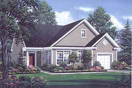 New Homes In Pennsylvania At Village Grande At Millers Run