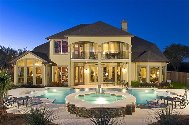 Emerald ridge at steiner ranch new homes are the real deal for Best house in the world for sale