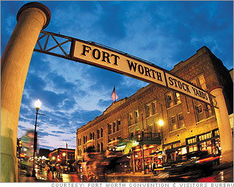 Fort Worth Texas Downtown