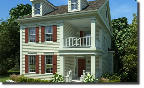 Lexington At The Villages Of SteepleChase New Homes For Sale