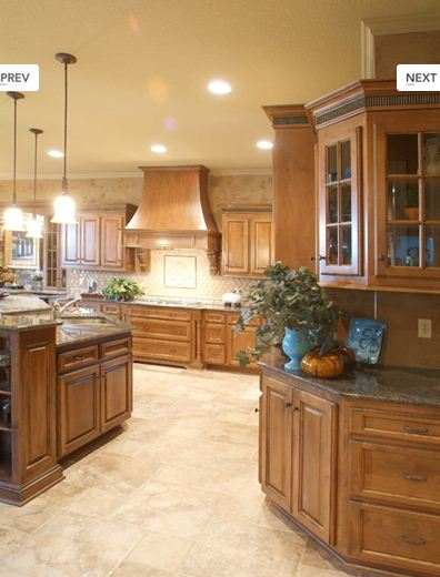 Lambie Custom Homes Kansas City - Kitchen