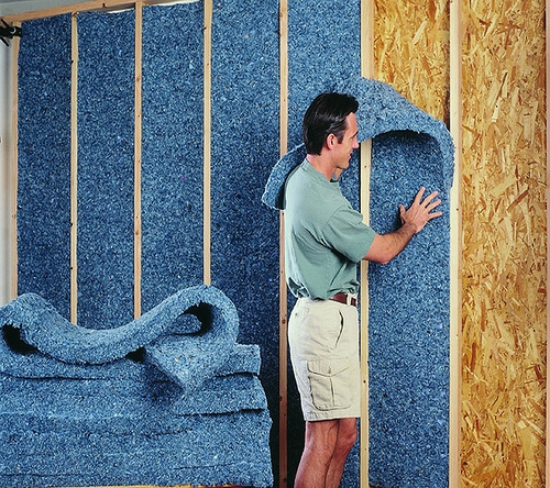 Energy Saving Home Insulation