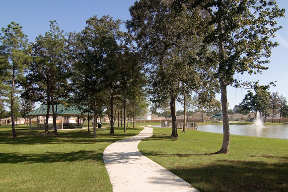 Houston New Homes for No Money Down at Creekside Village