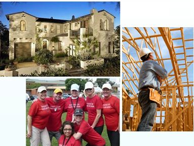 Pardee Homes Giving Back