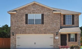 Sunrise Meadow New Homes In Rosenberg TX