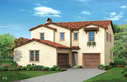 Chula Vista New Homes at Santa Rita