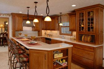 Wayne Homes Akron - Kitchen