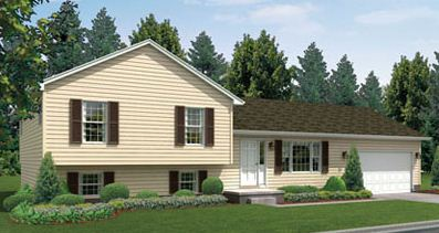 Wayne Homes Pittsburgh Lexington Classic Floorplan