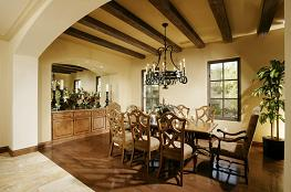 Casitas de Avila Dining Room